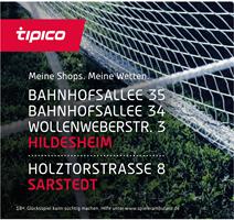 Sponsor - Tipico Sarstedt
