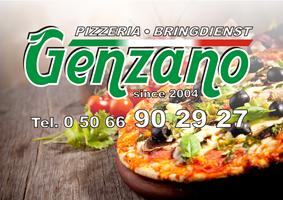 Sponsor - Pizzeria Bringdienst Genzano