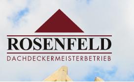 Sponsor - Dachdeckermeisterbetrieb Rosenfeld GmbH