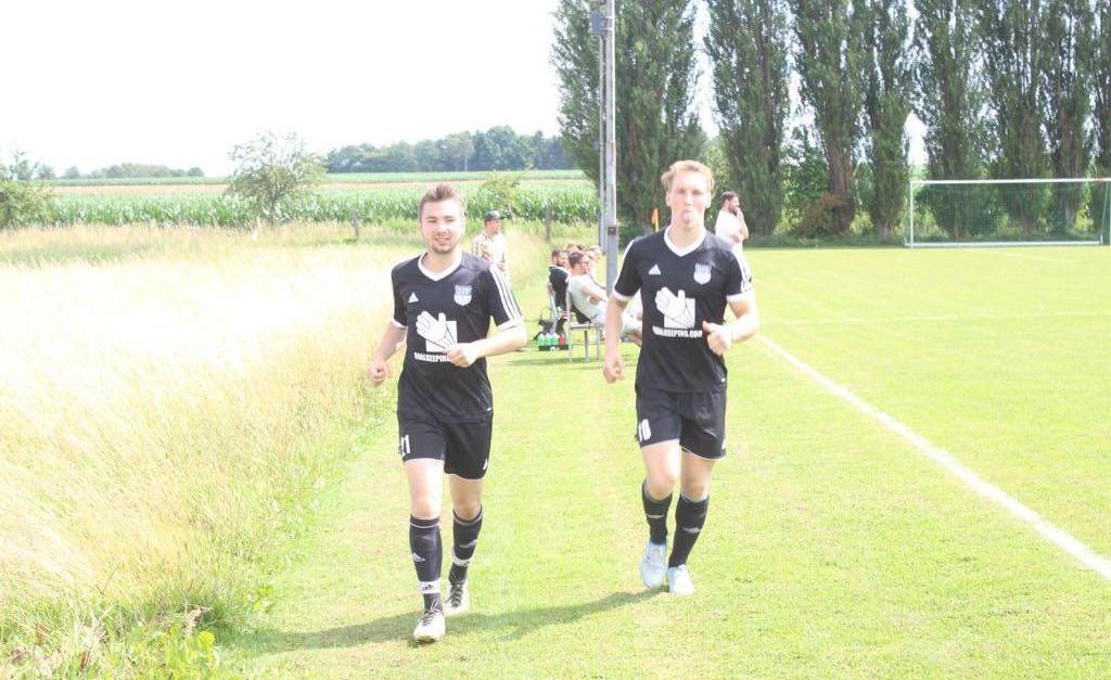 VfB deklassiert VfVII