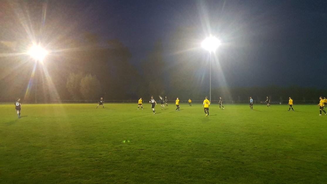 VfB II siegt 6:0 gegen die SG Diekholzen/Sibbesse
