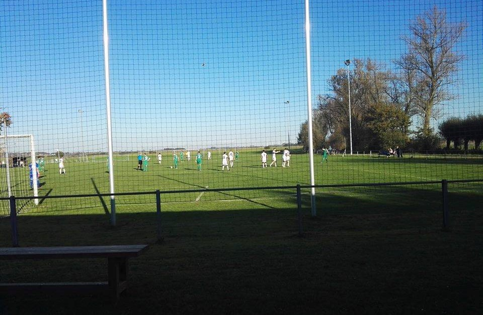 VfB feiert zweiten Heimsieg gegen Harsums Reserve