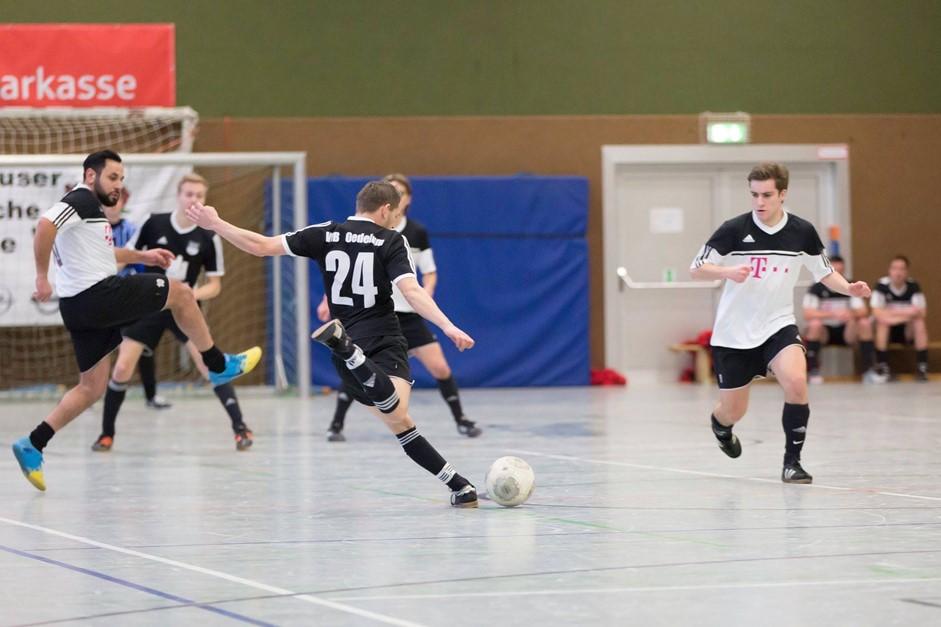 VfB beim Rewe-Cup in Algermissen