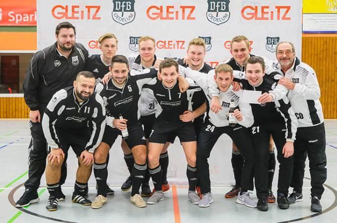 SV Einum wird verdienter Sieger des 2. Gleitz-Cups