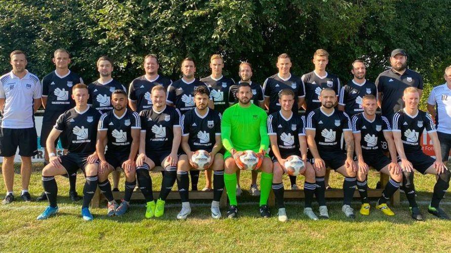 Mannschaftsfoto VfB Oedelum