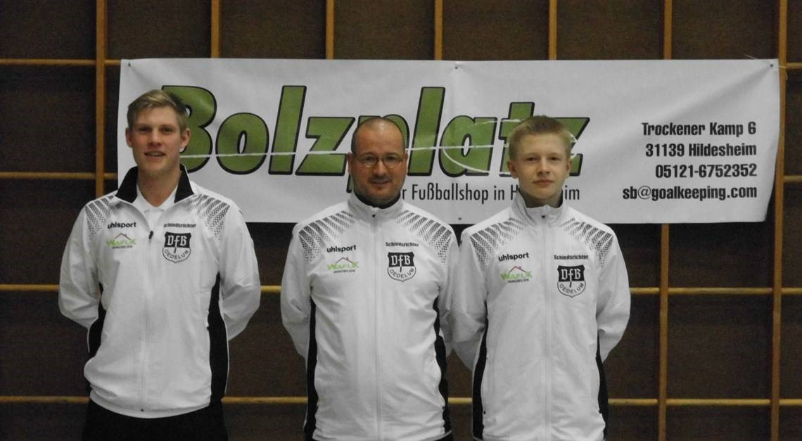 Mannschaftsfoto VfB Oedelum 4