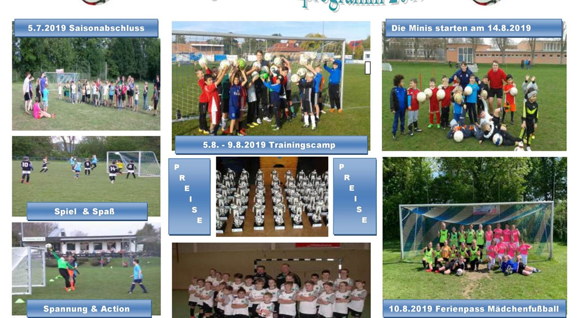 SSV Jugend-Ferienprogramm 2019