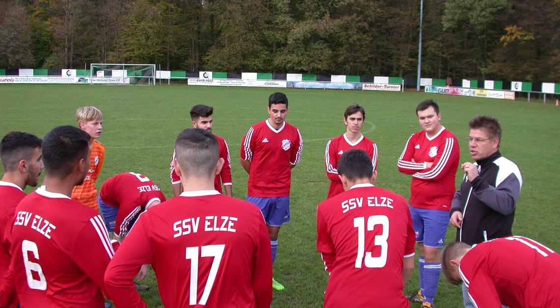 Eintracht Braunschweig zu Gast bei unserer U13