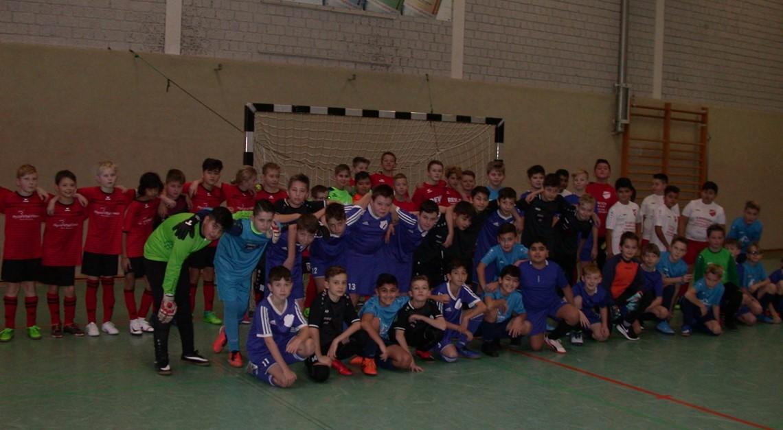 Trainingstunier der U12 & U13