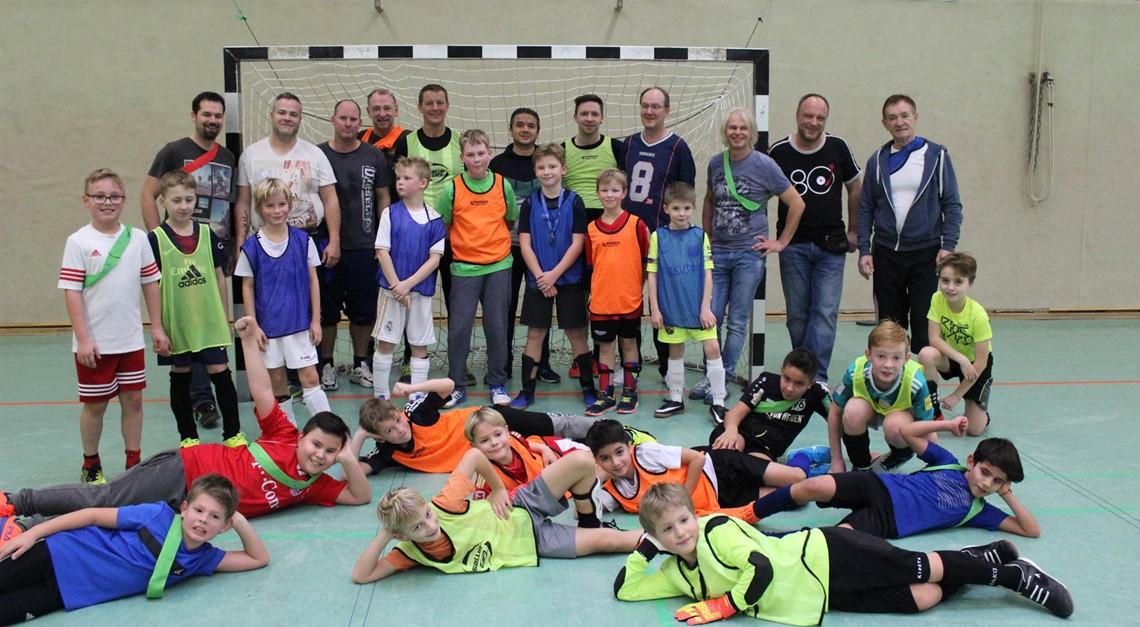 SSV-Jugend beendet das Jahr mit Vereinstunier