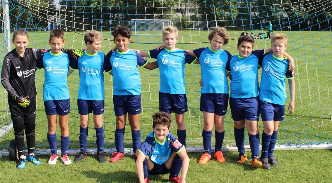 U12-Junioren stürmen an Tabellenspitze