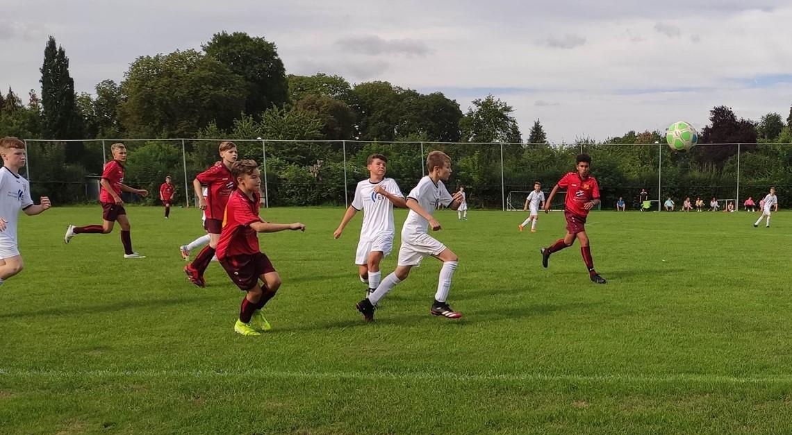 C1 gewinnt Testspiel in Northeim