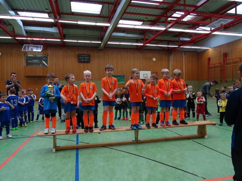 G-Jugend/U7 - Hallenpokalturnier