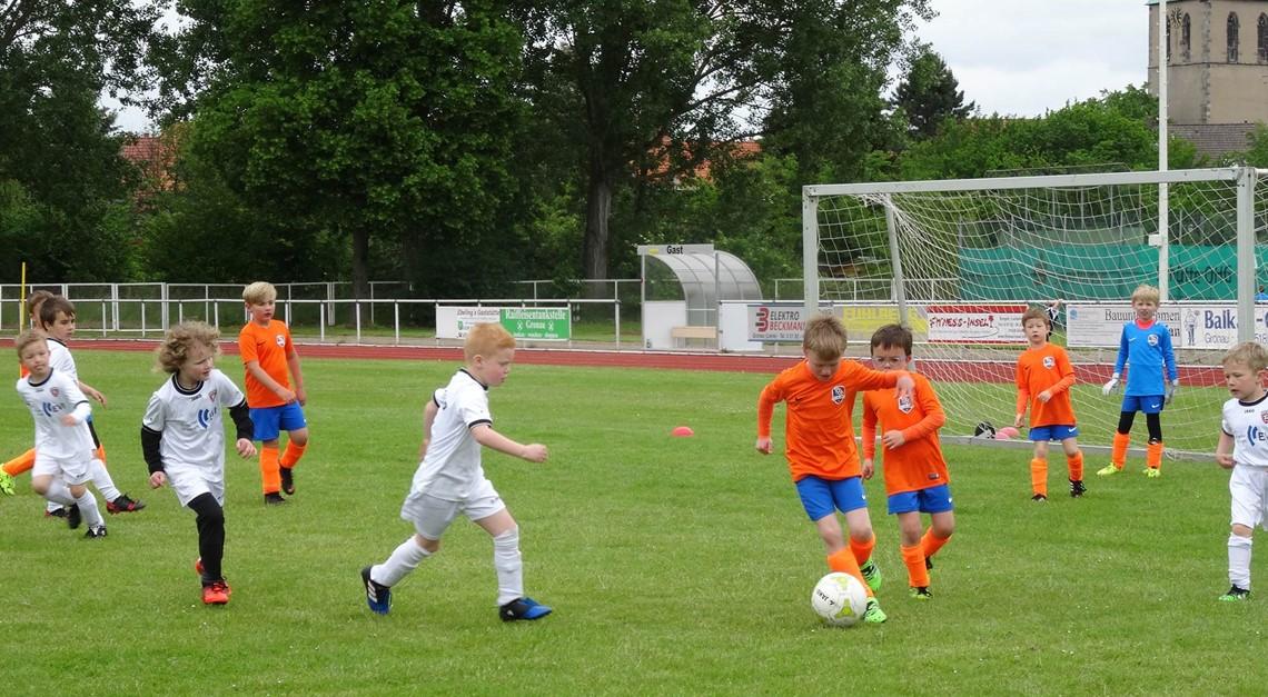 G-Jugend/U7 - 5.Spieltag (NFV-Sommercup)