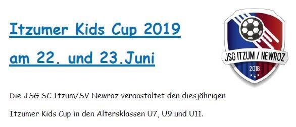 KIDS CUP 2019