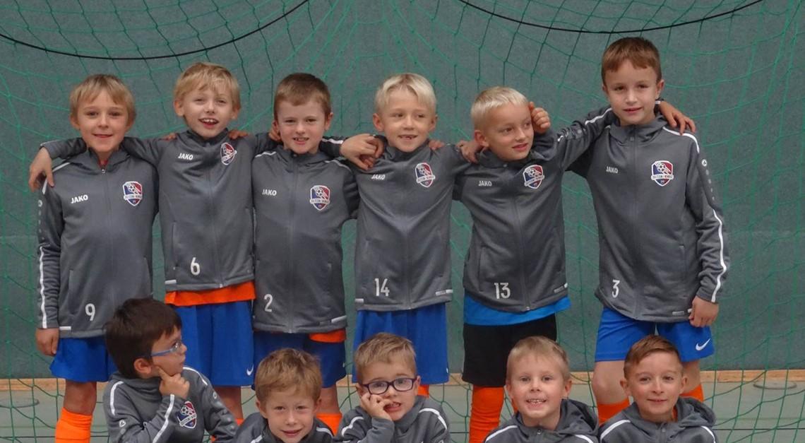 F-Jugend/U8 - 1.Hallenspieltag