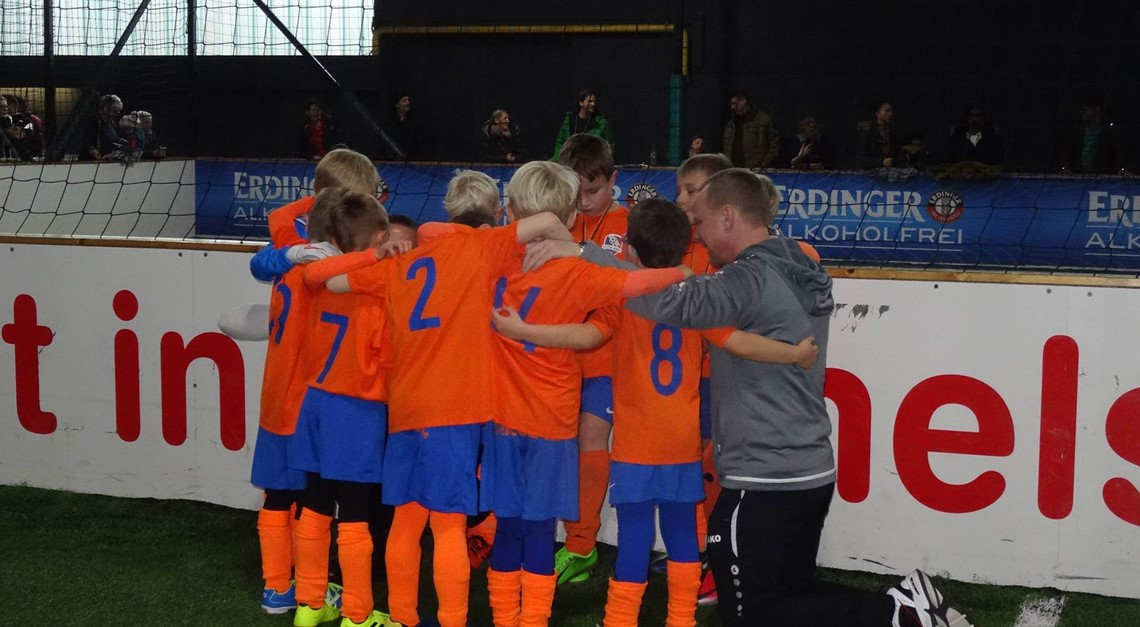 F-Jugend/U8 - NFV-Weihnachtscup
