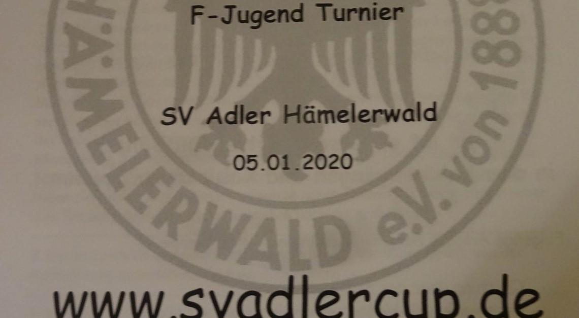 F-Jugend/U8 - Adler-Wintercup