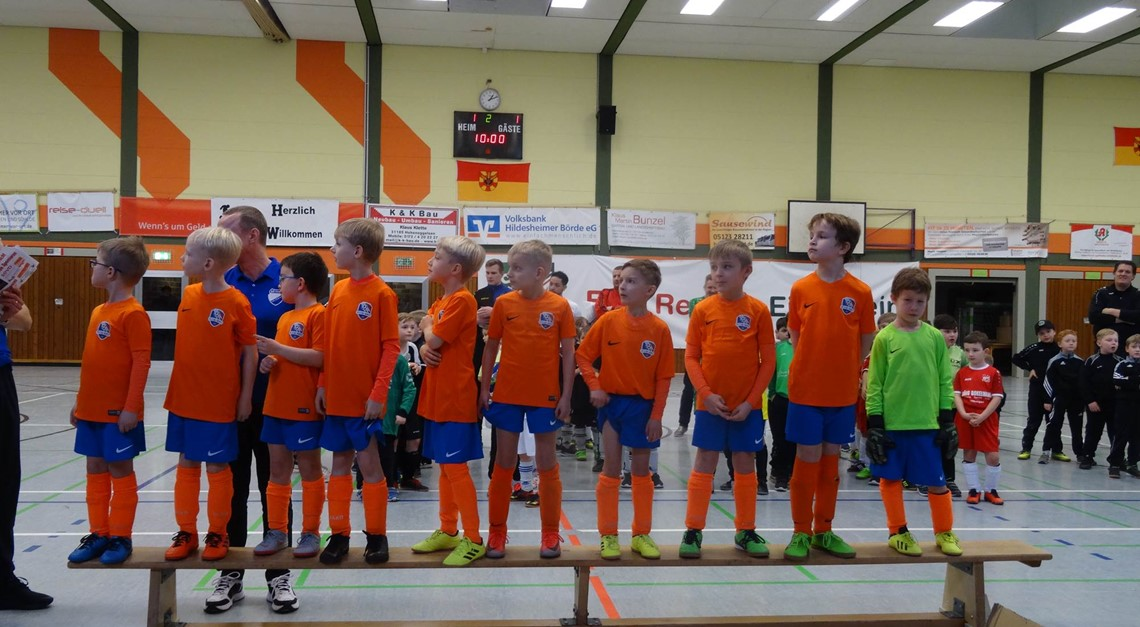 F-Jugend/U8 - ACW-Kids-Cup Schellerten
