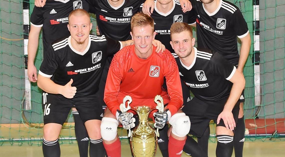 FC Ambergau/Volkersheim gewinnt das Herrenturnier