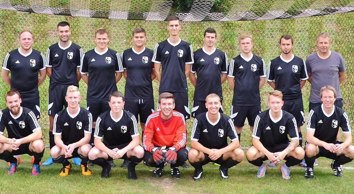 SVB 07 schafft 3:3 beim TSV Gronau