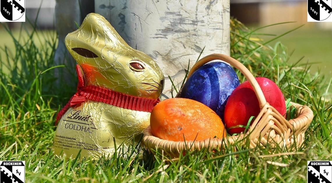 Ostergruß in außergewöhnlichen Zeiten