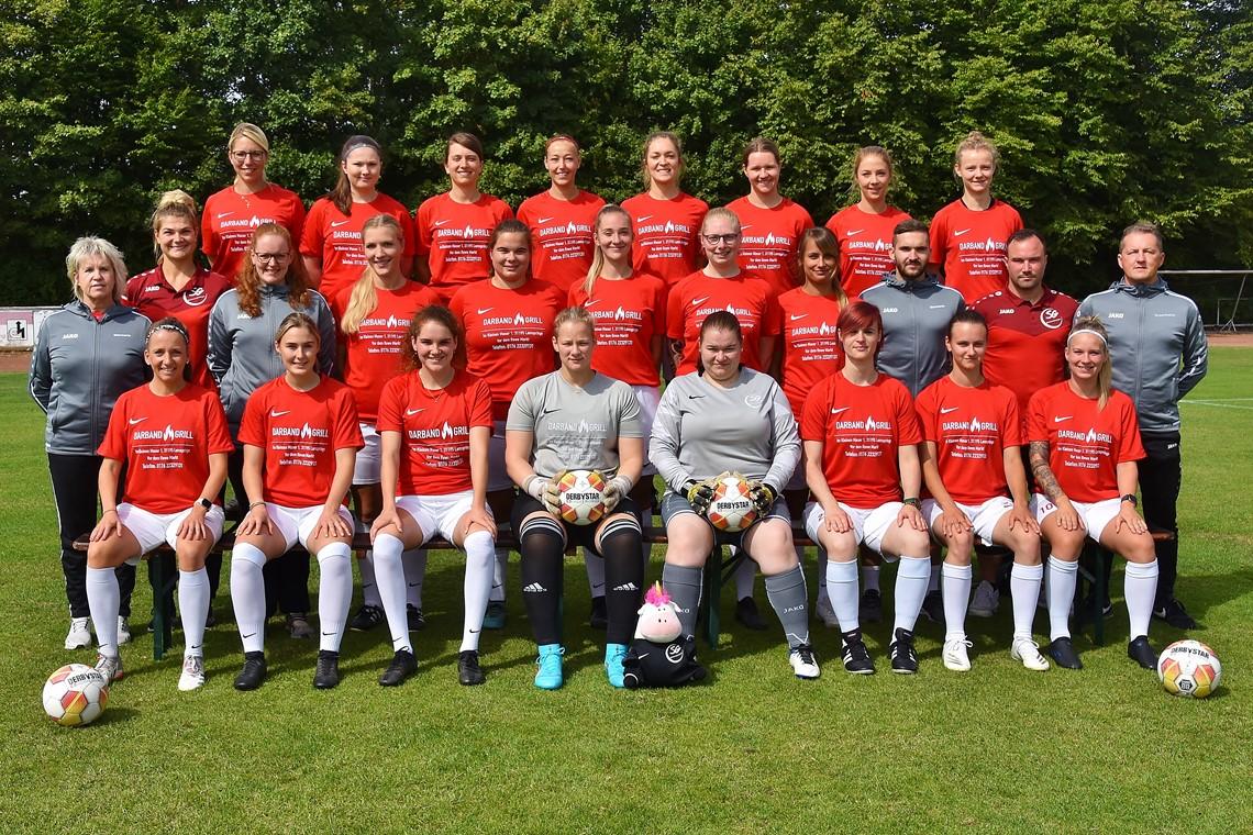 Mannschaftsfoto SV Bockenem 2007