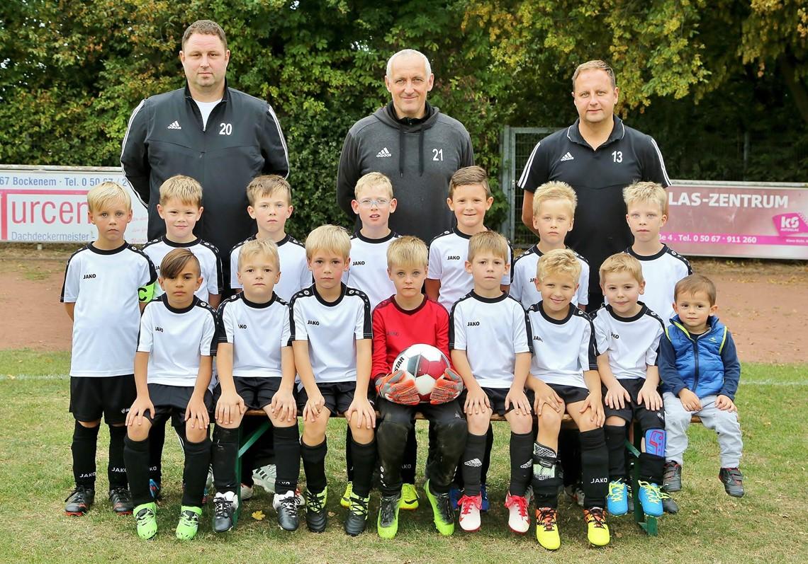 Mannschaftsfoto SV Bockenem 2007 2