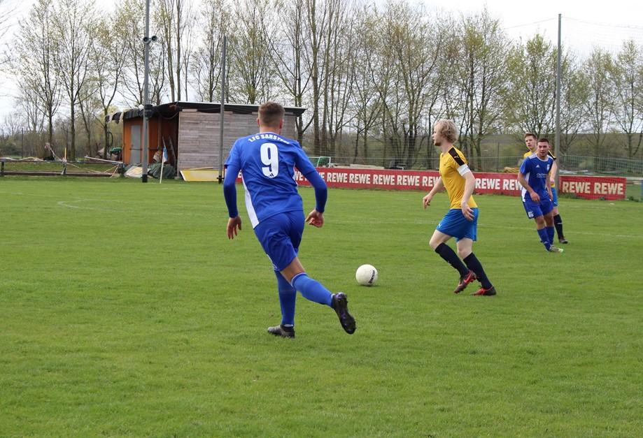DJK erringt Remis gegen 1. FC Sarstedt