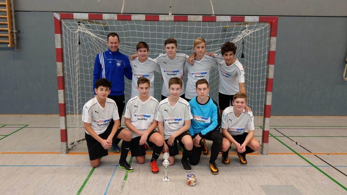 U15 gewinnt Neujahrs-Cup in Alfeld!
