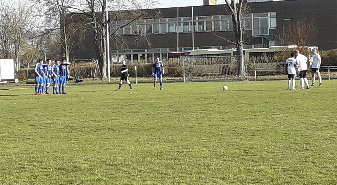 2. Herren unterliegt dem TSV Schulenburg im Test