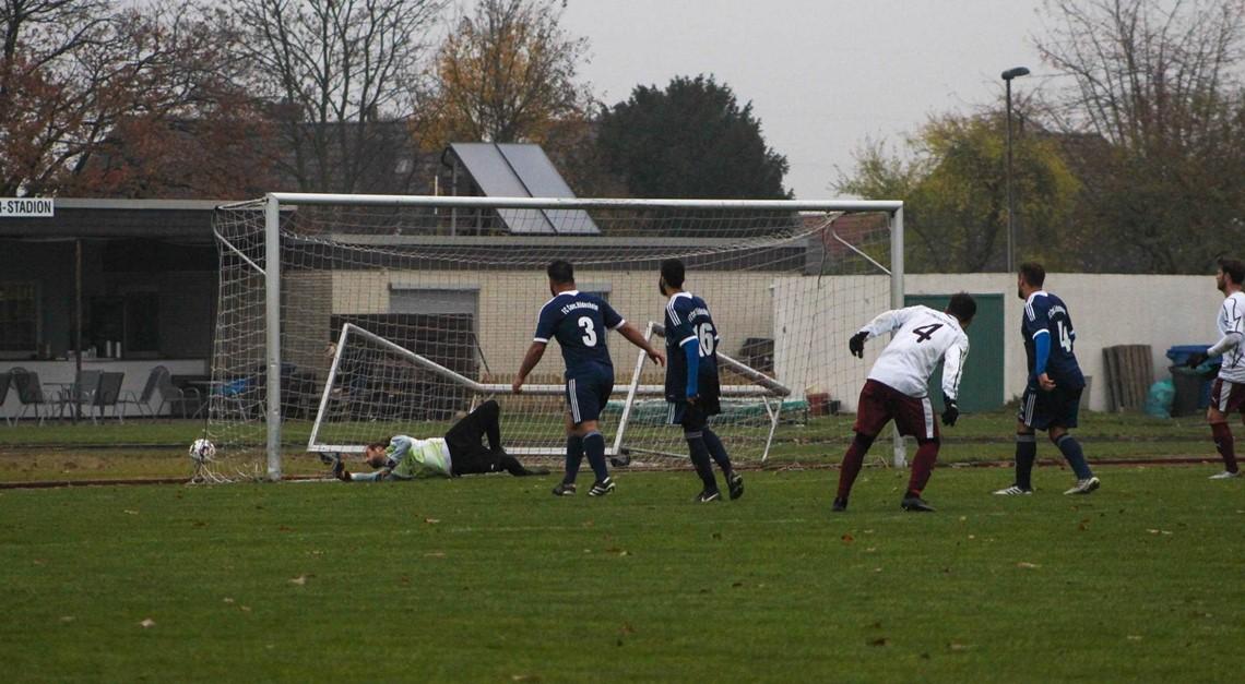 VfL gewinnt gegen die Concorden