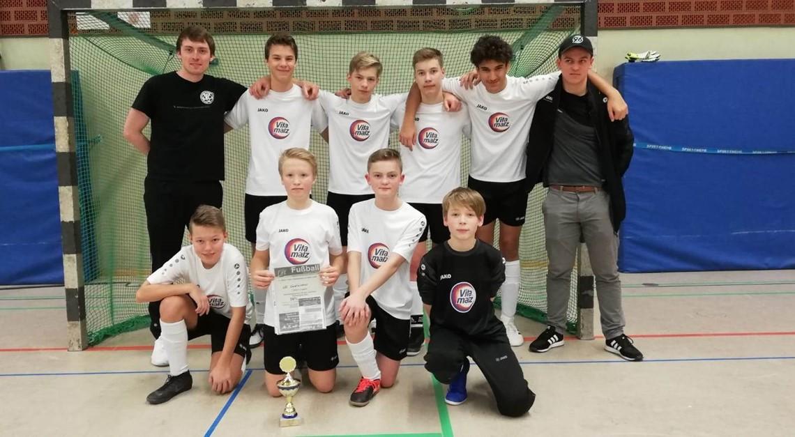 U15/U16-Mix gewinnt Hamelner Stadtmeisterschaften