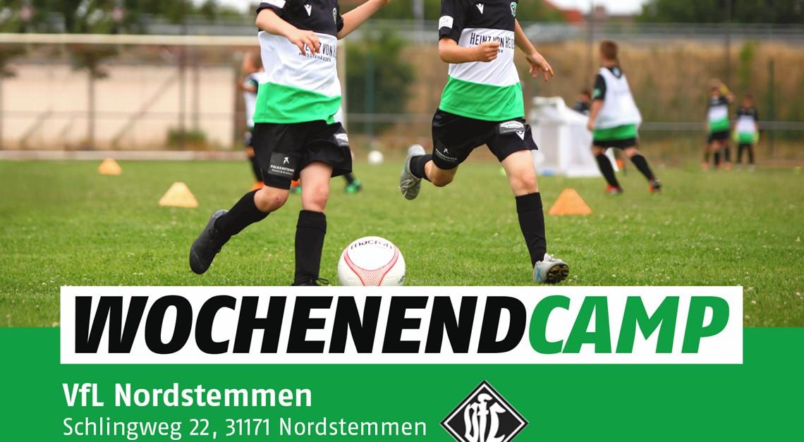 Die Hannover 96 Fußballschule ist zu Gast