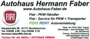 Sponsor - Autohaus Faber