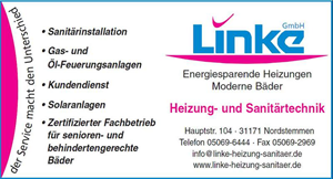 Sponsor - Linke Sanitär