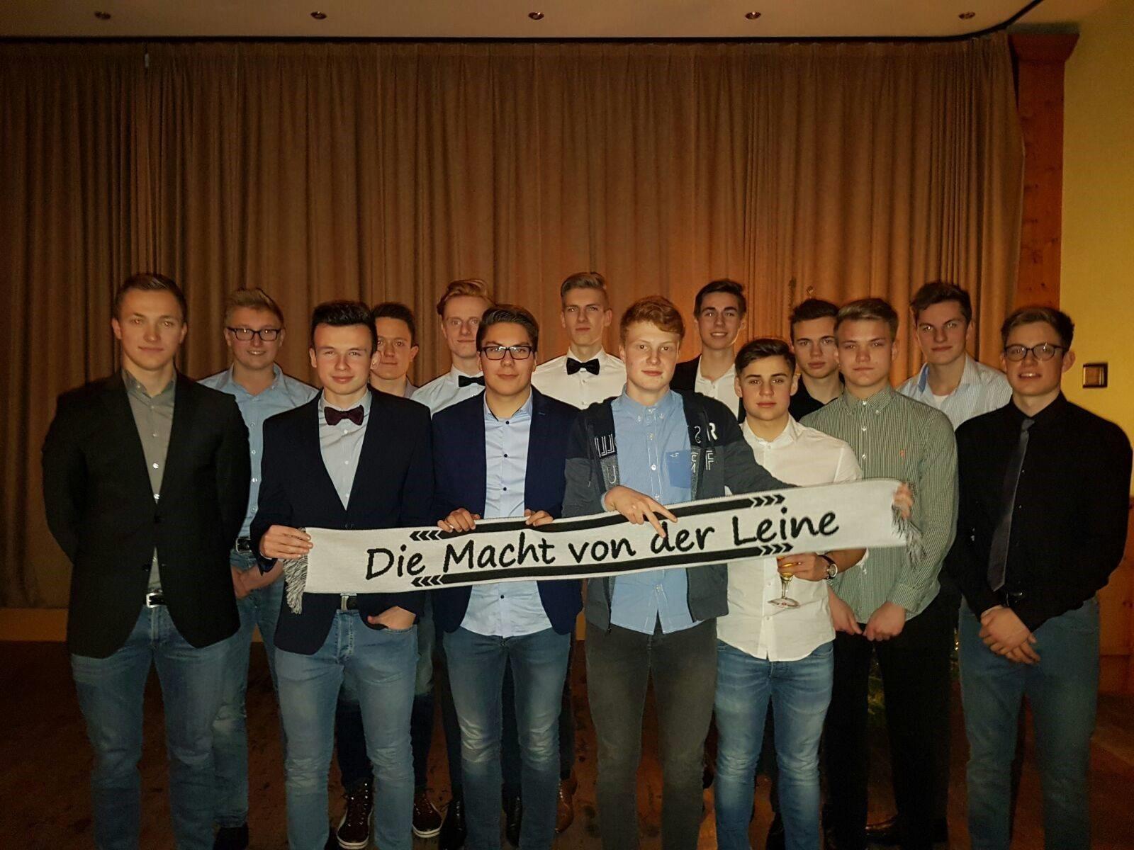 Mannschaftsfoto VfL Nordstemmen