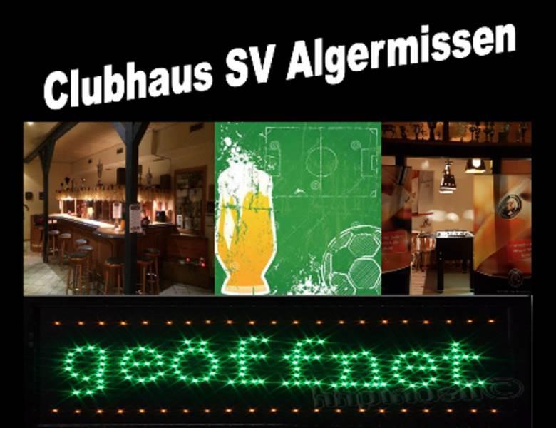Bundesliga live im Clubhaus