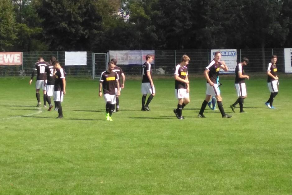 SV Algermissen - TSV Söhlde 1:3