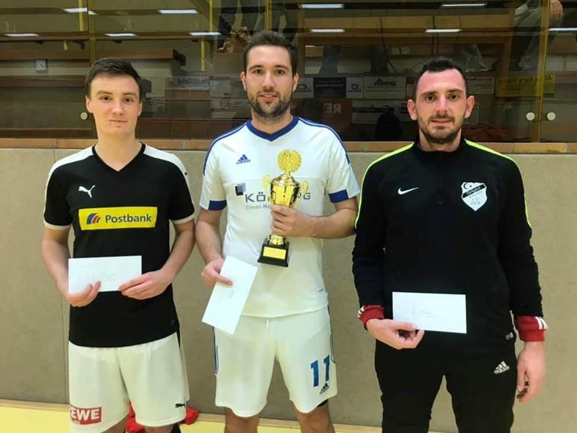 FC Algermissen gewinnt DEPPE Cup der SG