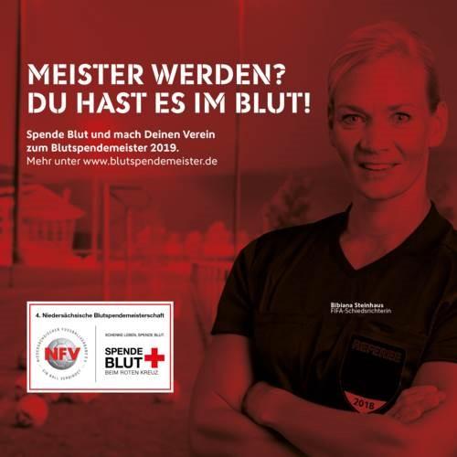 Niedersächsische Blutspendemeisterschaft