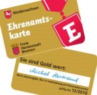 Ehrenamtskarte jetzt auch in Niedersachsen