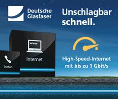 Sponsor - Deutsche Glasfaser