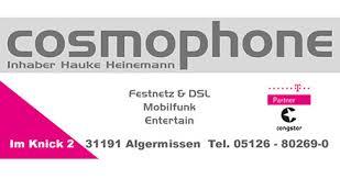 Sponsor - Cosmophone