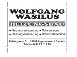 Sponsor - Wasilus