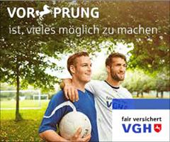 Sponsor - VGH - Versicherungen Markus Schulz