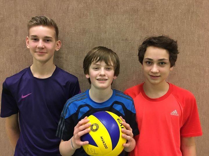 Volleyball: Für den Landeskader nominiert