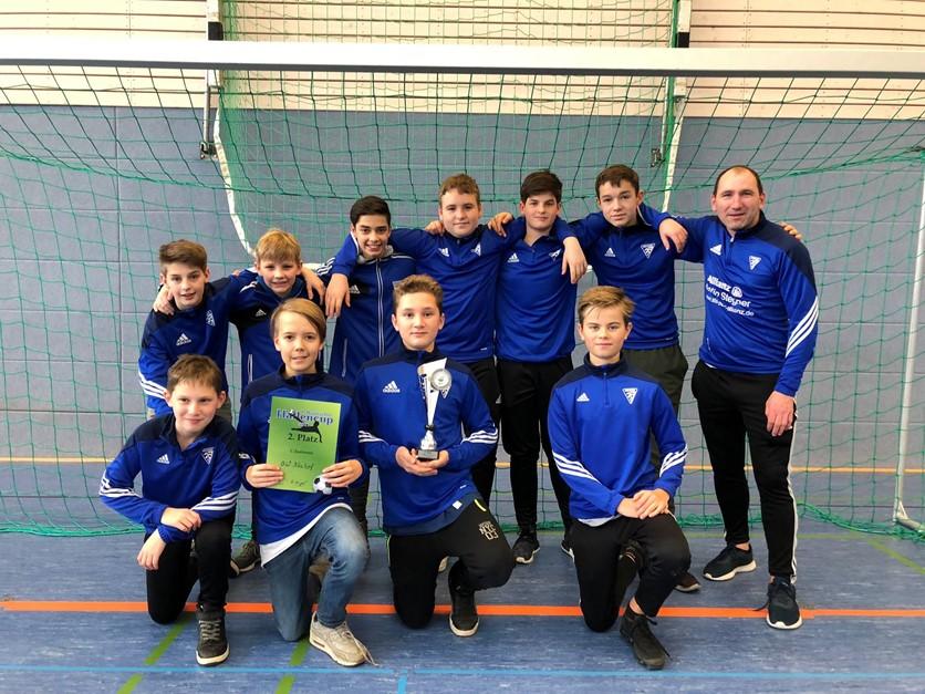 Neuhofer Jugend holt 2. Platz