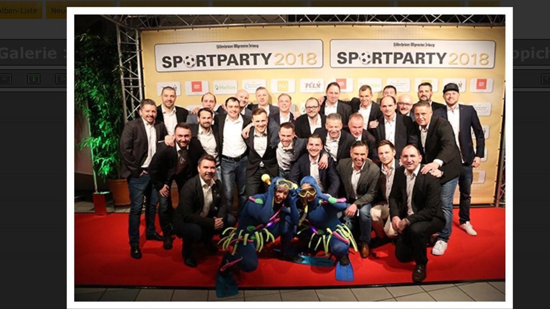 Mannschaft des Jahres