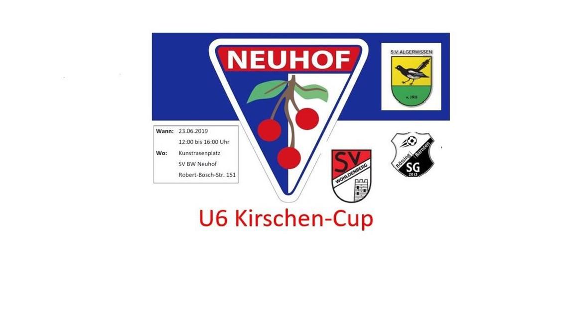 U6 Kirschencup